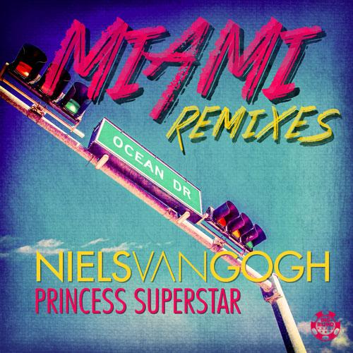 Niels van Gogh feat. Princess Superstar - Miami (Remix Edition)
