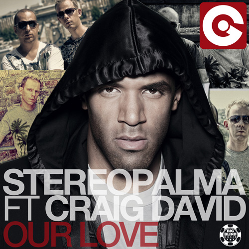 Stereo Palma feat. Craig David - Our Love