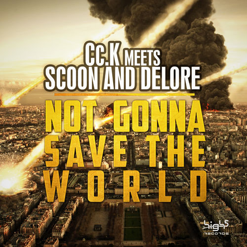 CcK meets Soon and Delore - not gonna save the World