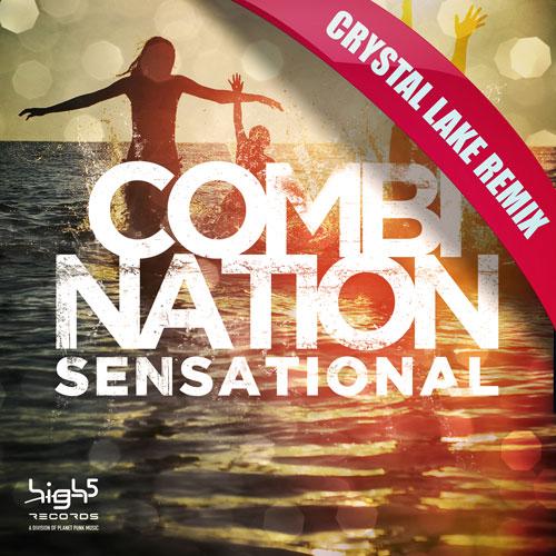 CombiNation - Sensational (Remix Edition)