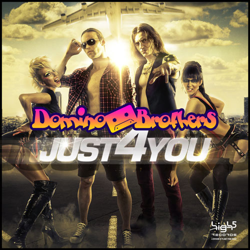 Domino Brothers - Just 4 you