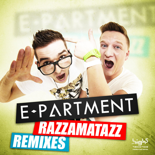 E-Partment - Razzamatazz (Remixes)