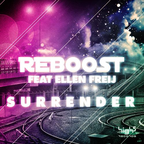Reboost feat Ellen Freij - Surrender