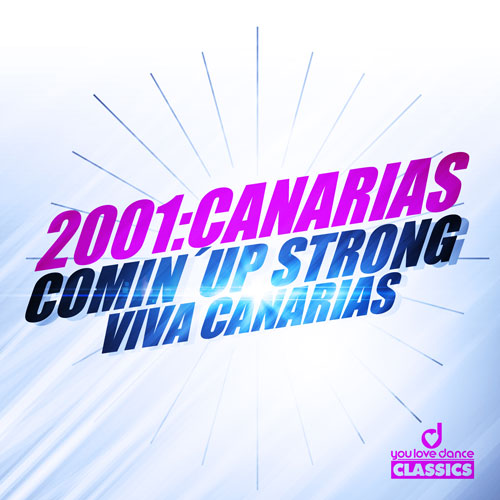 2001 Canarias - Comin´up Strong