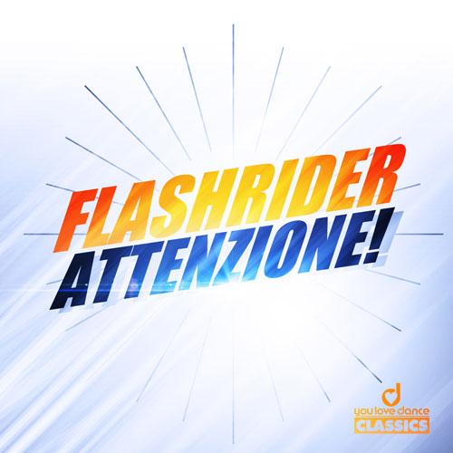 Flashrider - Attenzione