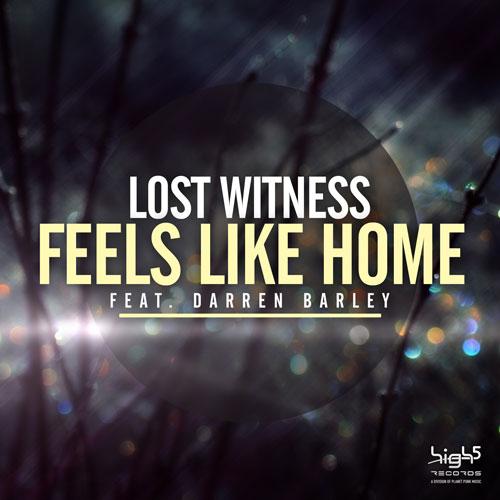 Lost Witness feat. Darren Barley - Feels like home
