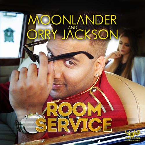 Moonlander and Orry Jackson – Room Service