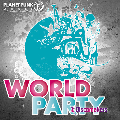 Discomakers - World Party