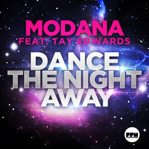 Modana feat. Tay Edwards - Dance the night away