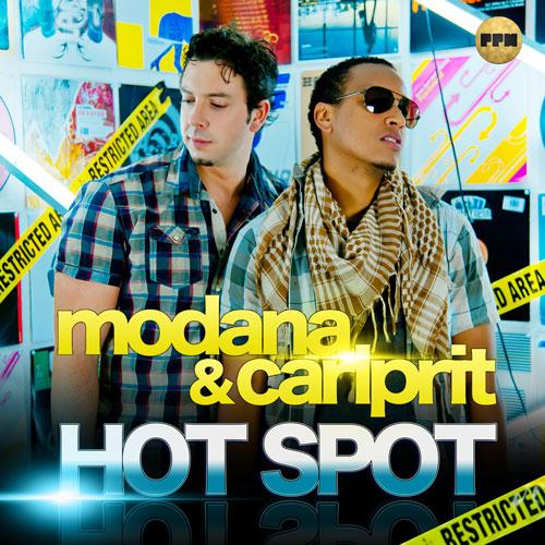 Modana and Carlprit - Hot Spot