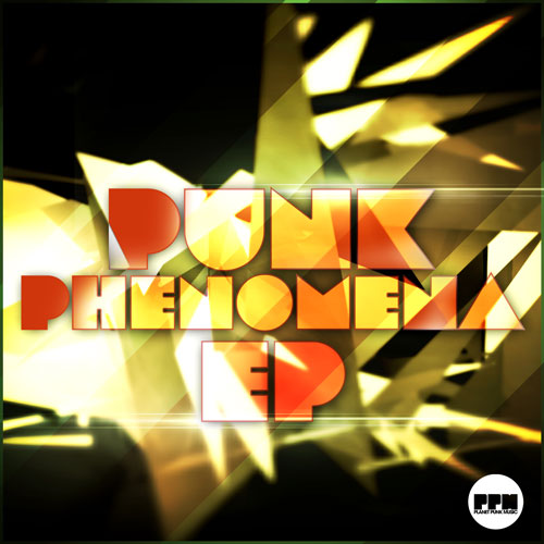 Punk Phenomena E.P.