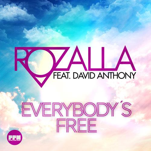 Rozalla feat. David Anthony - Everybody´s Free