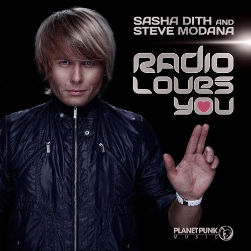 Sasha Dith & Steve Modana - Radio Loves You