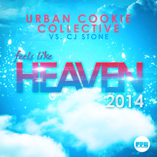 Urban Cookie Collective vs Cj Stone - Feels Like Heaven