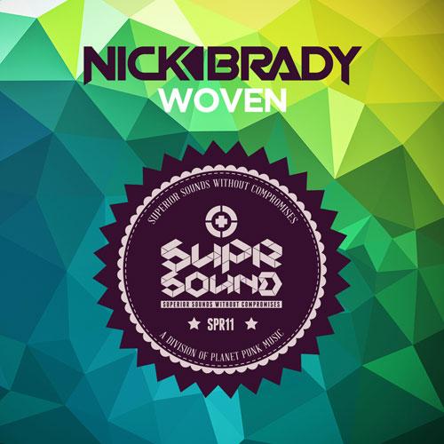 Nick Brady - Woven