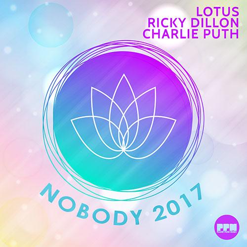 Lotus, Ricky Dillon & Charlie Puth – Nobody 2017