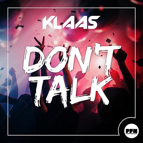 Klaas - Don't Talk