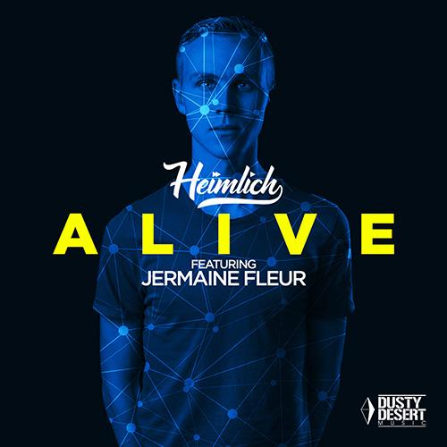 Heimlich feat. Jermaine Fleur - Alive