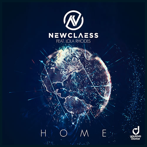 Newclaess feat. Lola Rhodes - Home