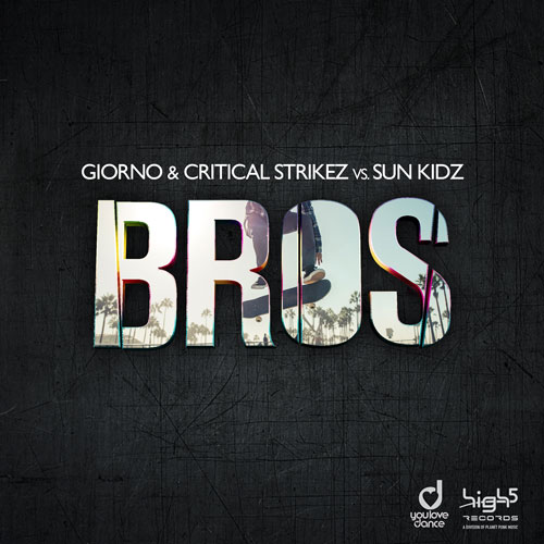Giorno & Critical Strikez vs. Sun Kidz – Bros