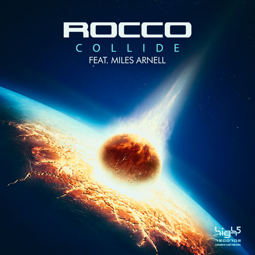 Rocco feat. Miles Arnell - Collide