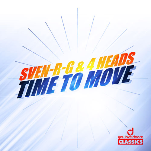 Sven-R-G & 4 Heads - Time To Move