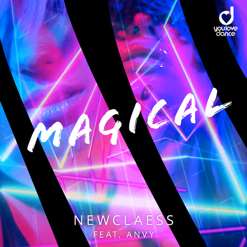 Newclaess feat. ANVY - Magical