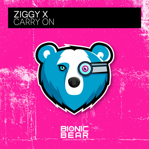 Ziggy X – Carry On