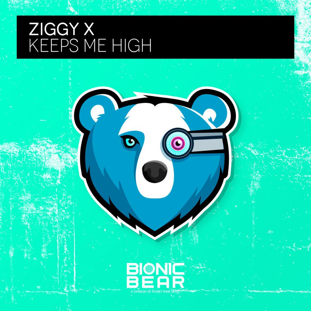 Ziggy X – Keeps me High