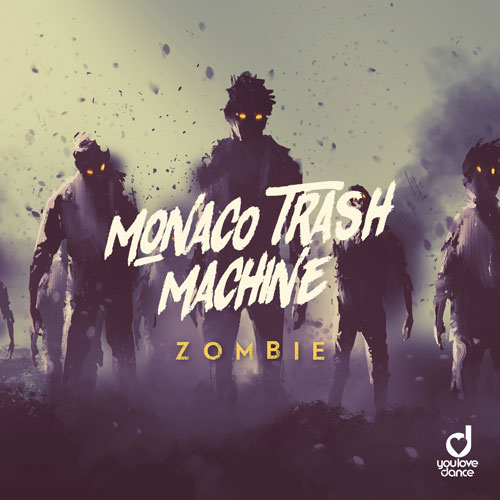 Monaco Trash Machine - Zombie