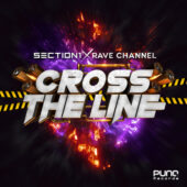 Section 1 & Rave Channel - Cross the Line