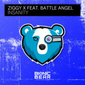 Ziggy X feat. Battle Angel - Insanity