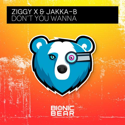 Ziggy X & Jakka B – Don't You Wanna