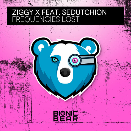 Ziggy X feat. Sedutchion – Frequencies Lost