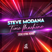 Steve Modana – Time Machine (Steve Jetric Remix)