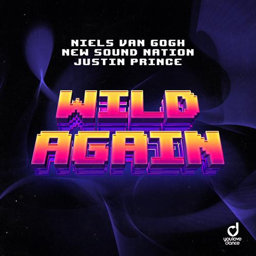 Niels van Gogh, New Sound Nation & Justin Prince - Wild Again