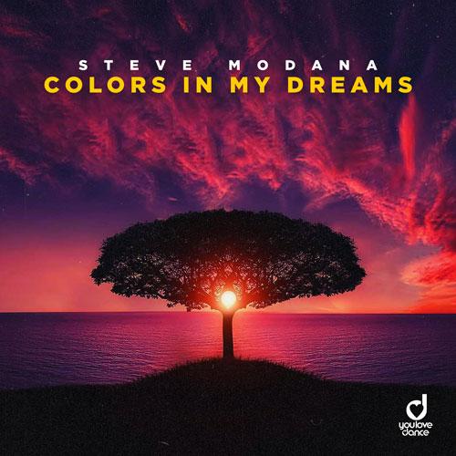 Steve Modana – Colors in my Dreams