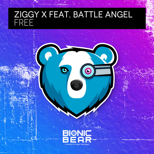 Ziggy X feat. Battle Angel - Free